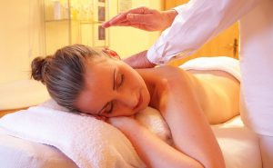 Yet another threesome massage in Prague with Petra and Simona